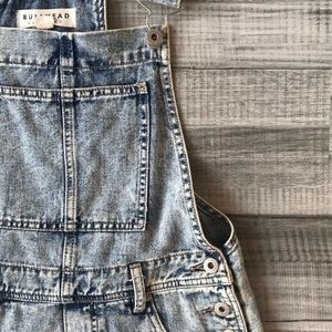 Bullhead Shorts - Denim romper
